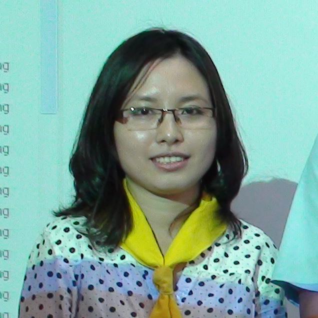 Luong An Xuyen, Marketing Department, POSCO Vietnam