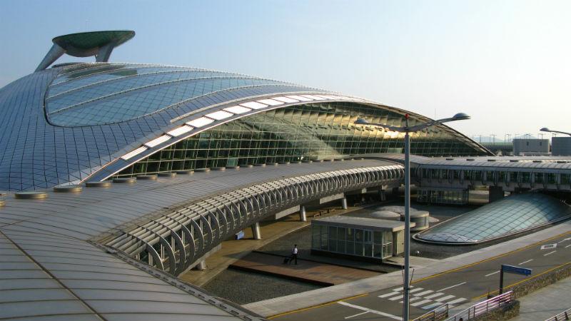 ICN's new passenger terminal.