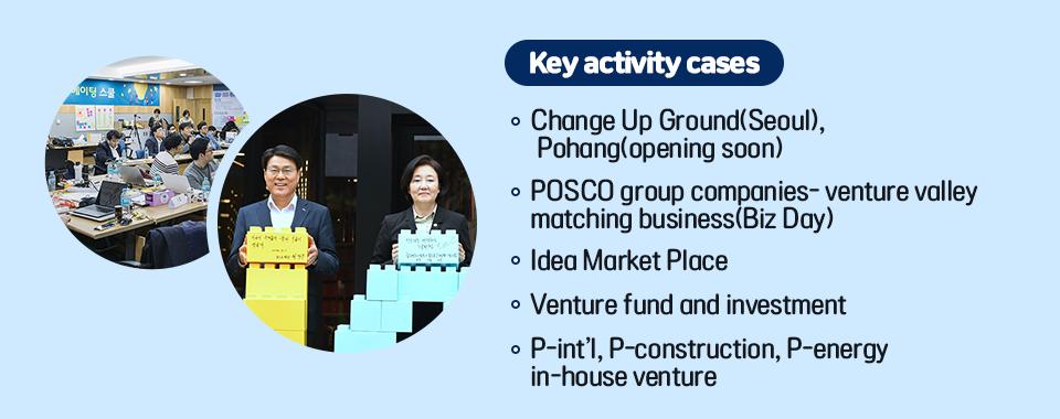 Challenge With POSCO,