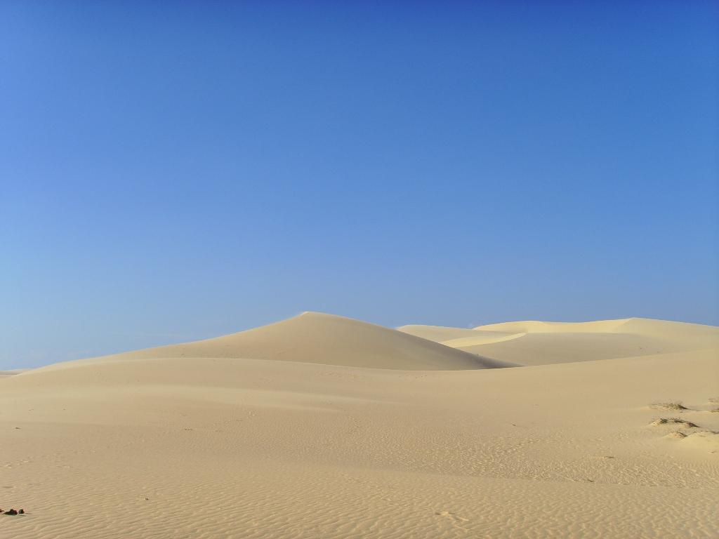 △ 무이네의 모래언덕