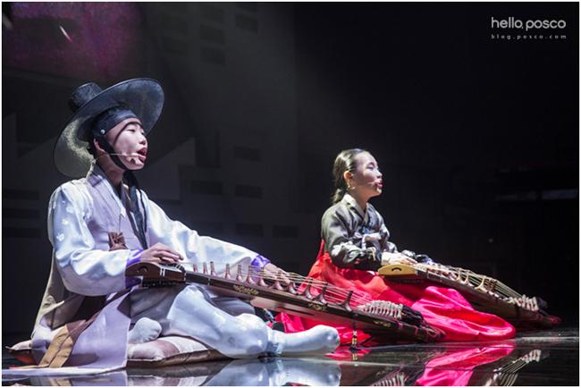 판소리 영재 김가현, 최정민 어린이