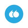따옴표 icon